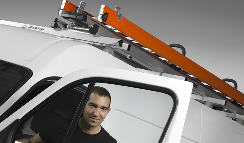 G2000 Maxi - Ladder Rack for any Vehicle!